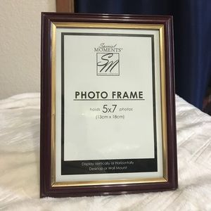 Special Moments 5x7 Picture Frame